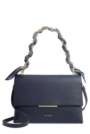 ihocon: TED BAKER LONDON Evangli Leather Shoulder Bag 包包