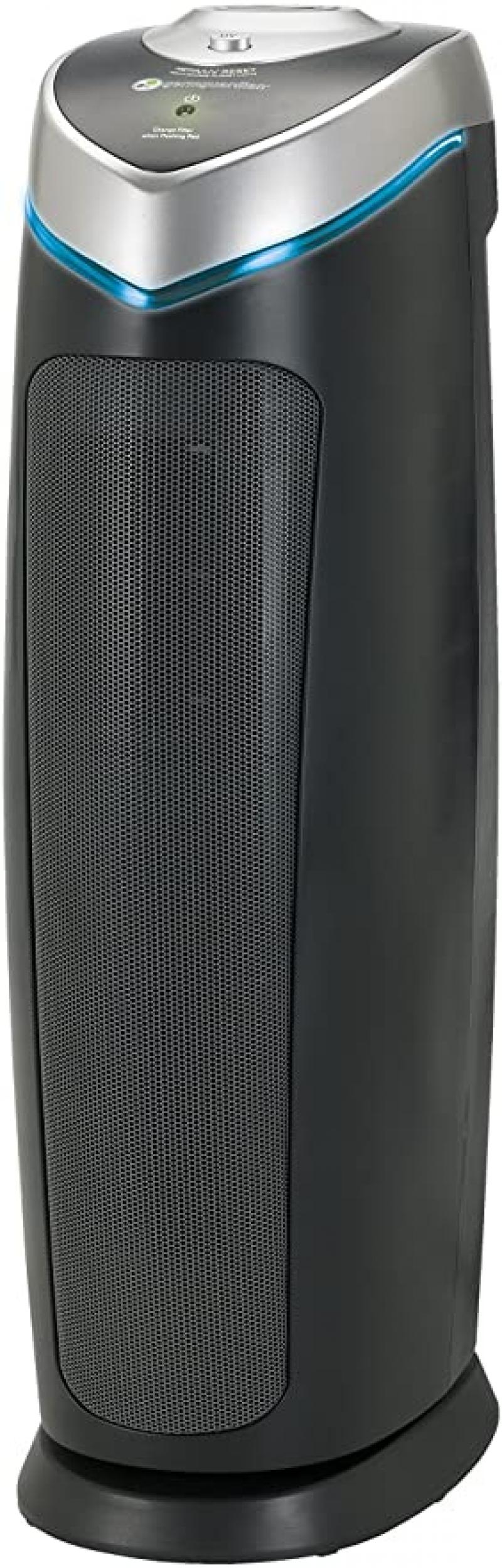 ihocon: Germ Guardian True HEPA Filter Air Purifier with UV Light Sanitizer 紫外線殺菌空氣淨化器/空氣清淨機