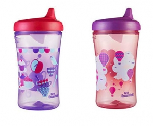 ihocon: First Essentials by NUK Hard Spout Sippy Cup, 10oz, 2 Pack 兒童水杯
