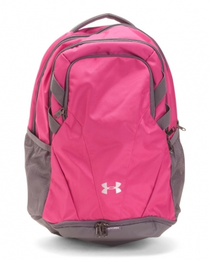 ihocon: UNDER ARMOUR Team Hustle 3.0 Backpack背包