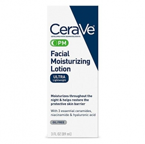 ihocon: CeraVe Facial Moisturizing Lotion PM | 3 Ounce 夜間保濕乳