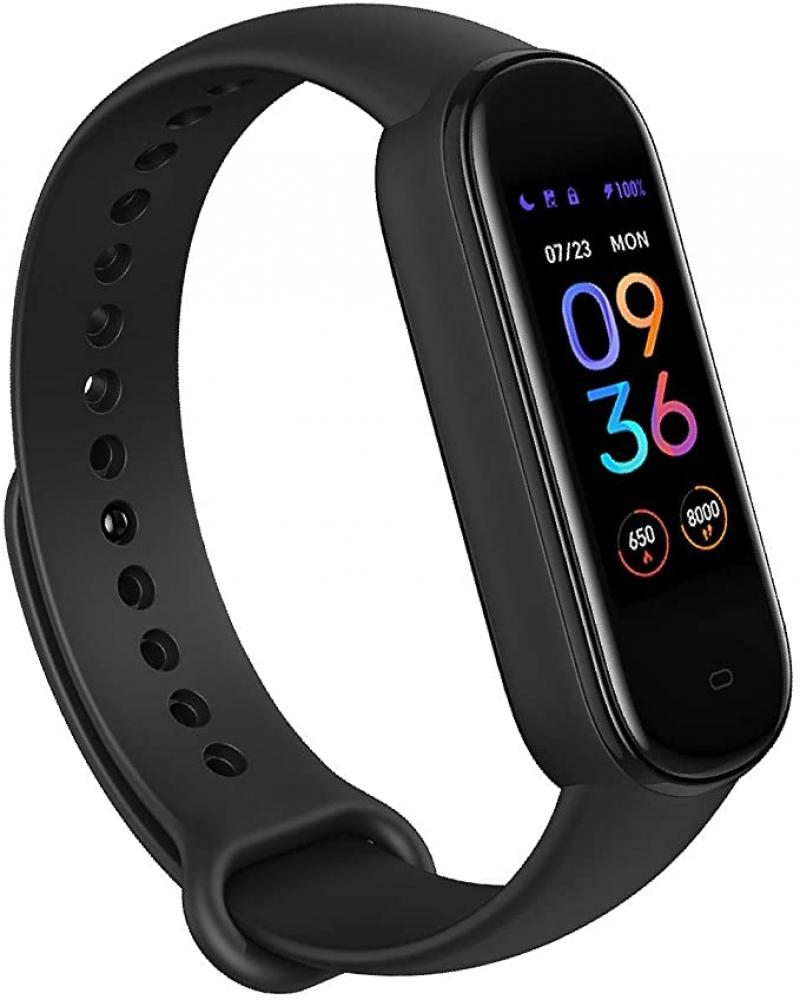 Amazfit Band 5 運動健身手環(心率, 血氧, 睡眠監測) $29.99(原價$49.99)