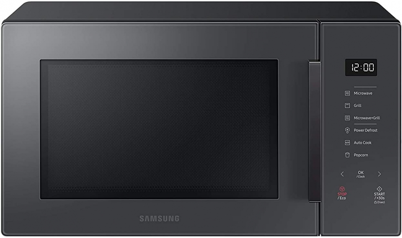 ihocon: Samsung MG11T5018CC Countertop Oven with 1.1 Cu. Ft. Capacity Element Counter Top Grill Microwave 桌上型烤箱