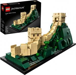 ihocon: LEGO Architecture Great Wall of China 21041 BuildingKit (551 Pieces) 中國萬里長城