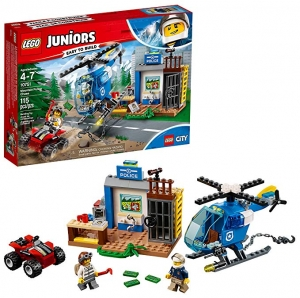 ihocon: LEGO Juniors/4+ Mountain Police Chase 10751 Building Kit (115 Piece)