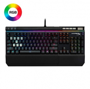 ihocon: HyperX Alloy Elite RGB - Mechanical Gaming Keyboard - Software-Controlled Light & Macro Customization 機械遊戲鍵盤