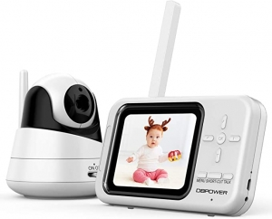 ihocon: Dbpower 3.5 LCD Video Baby Monitor with Camera & Audio 嬰兒監看器