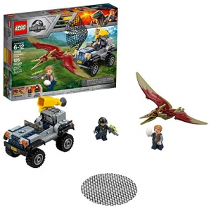 ihocon: LEGO樂高積木 Jurassic World Pteranodon Chase 75926 Building Kit (126 Pieces)