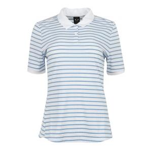 ihocon: Oakley Women's Enjoy Striped Golf Polo  女士高爾夫Polo衫-多色可選