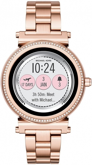 ihocon: Michael Kors Access Gen 3 Sofie Touchscreen Smartwatch Powered with Wear OS by Google  觸控螢幕智能錶