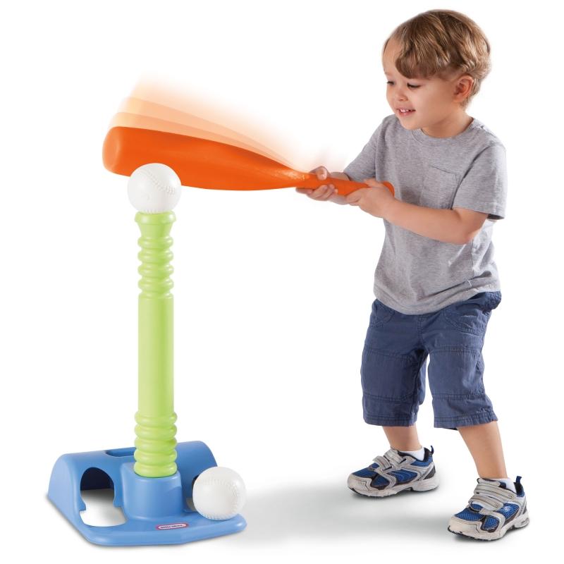 ihocon: Little Tikes Little Tikes TotSports T-Ball Set 兒童玩具棒球