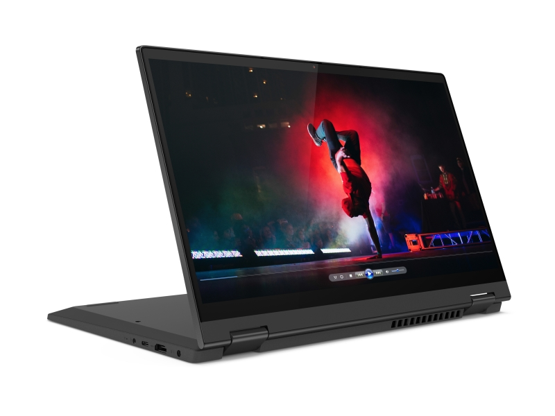 ihocon: Lenovo IdeaPad Flex 5 14 FHD Touchscreen 2-in-1 Convertible Laptop with AMD Quad Core Ryzen 3 4300U / 4GB / 128GB SSD / Windows 10 S