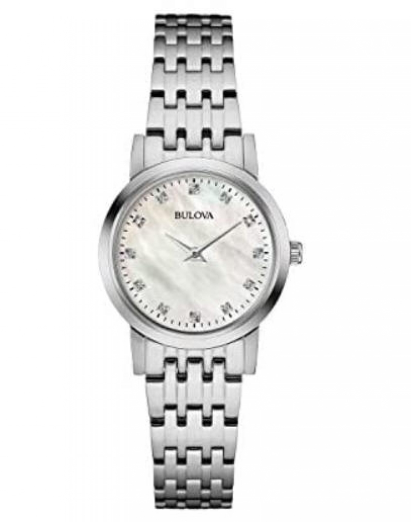 ihocon: Bulova Dress Watch 女錶