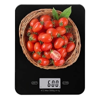 ihocon: SOONAN Digital Kitchen Scale, Max 11 Lb 5 Kg 廚用電子秤