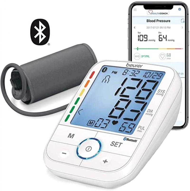 ihocon: Beurer BM67 Upper Arm Blood Pressure Monitor上臂血壓計(藍芽及APP)