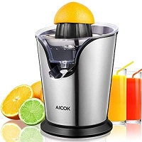 ihocon: Aicok Electric Citrus Juicer Stainless 不銹鋼柳橙檸檬榨汁機