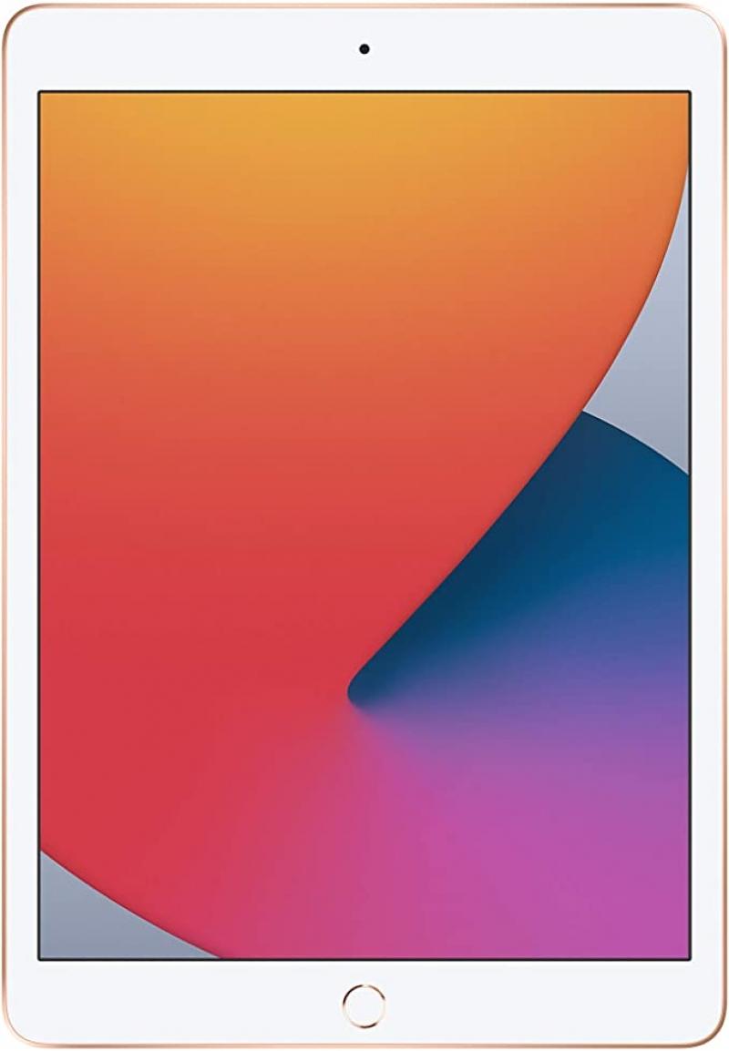 ihocon: 2020 Apple iPad (10.2-inch, Wi-Fi, 32GB) - Gold (8th Generation)