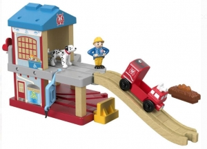 Thomas & Friends 木製火車組 $19.99(原價$39.99)
