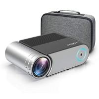 ihocon: Vamvo L4200 Mini Projector, Full HD 1080P 200 Display Supported迷你投影儀