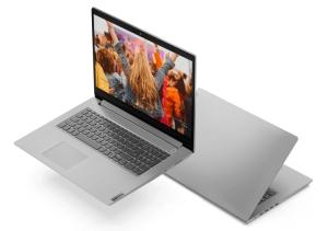 Lenovo IdeaPad 3 17吋 HD+ Laptop (Ryzen 5 4500U, 8GB, 512GB) $499.99(原價$629.99)