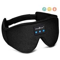 ihocon: MUSICOZY Sleep Headphones Bluetooth Wireless Sleeping Eye Mask 眼罩, 內建藍牙無線耳機