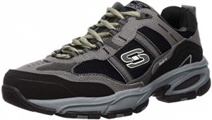 ihocon: Skechers Sport Men's Vigor 2.0 Trait Memory Foam Sneaker記憶綿鞋墊男鞋