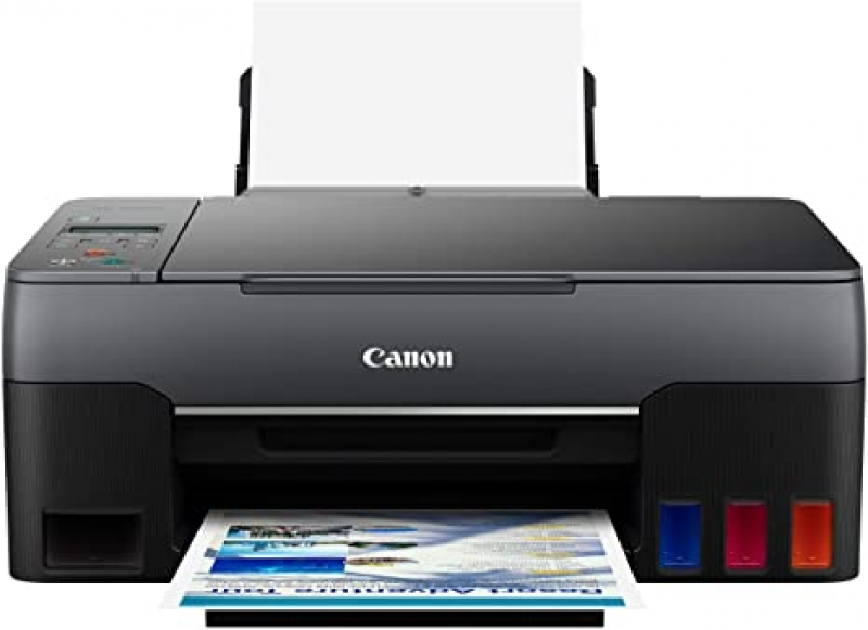 ihocon: Canon G3260 All-in-One Printer | Wireless Supertank Printer | Copier | Scan, with Mobile Printing 多合一印表機