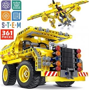 ihocon: STEM Toy Building Sets for Boys 8-12 - 361 Pcs 拼裝玩具