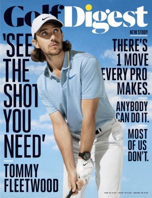 ihocon: Golf Digest Magazine一年11期