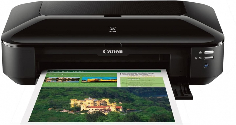 ihocon: Canon Pixma iX6820 Wireless Business Printer with AirPrint and Cloud Compatible 無線商務印表機