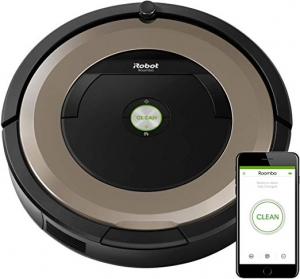 ihocon: iRobot Roomba 891 Robot Vacuum- Wi-Fi Connected, Works with Alexa, Ideal for Pet Hair, Carpets, Hard Floors  智能吸地機器人