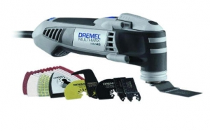 ihocon: Dremel Multi-Max 4 Amp Variable Speed Corded Oscillating1 Multi-Tool Kit with 28 Accessories and Storage Bag