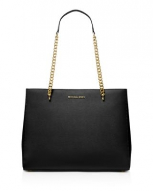 ihocon: MICHAEL Michael Kors Ellis Large Leather Tote包包