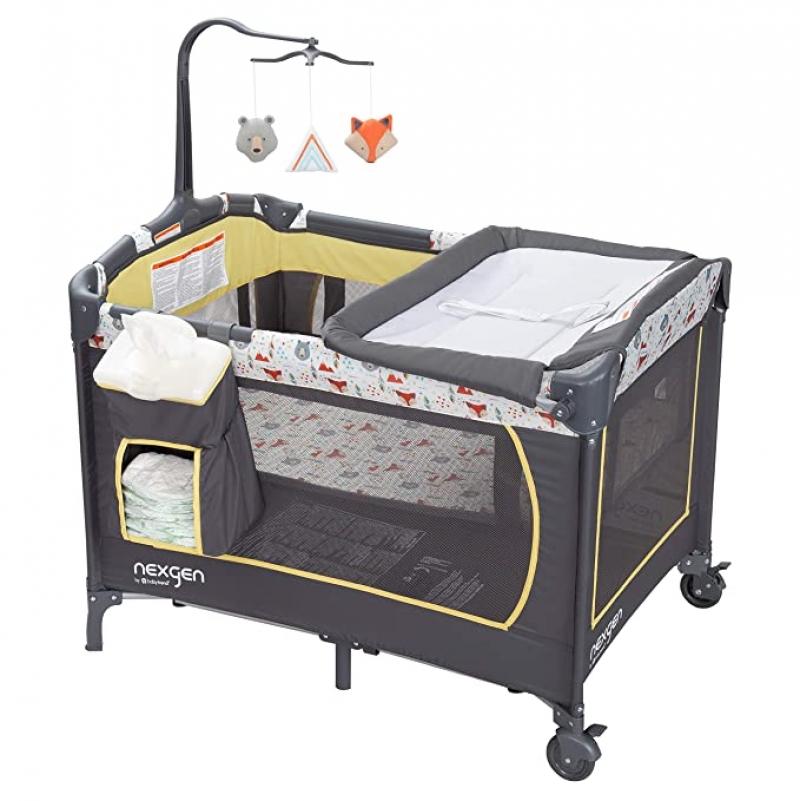 ihocon: NexGen Dozy Cozy Nursery Center 嬰兒遊戲床