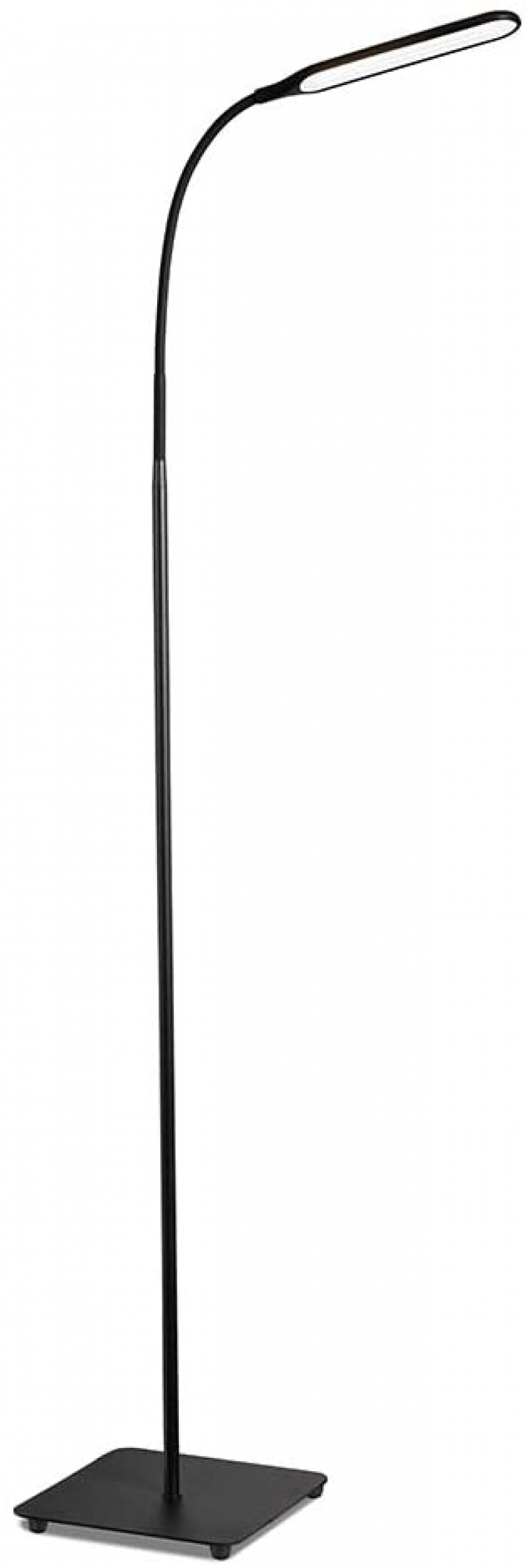 ihocon: TaoTronics LED Floor Lamp, 4 Brightness Levels & 4 Colors Dimmable 光線微調落地燈(4種亮度及4種光色)