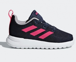 ihocon: adidas Lite Racer CLN Shoes Kids' 愛迪達童鞋