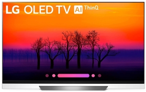 ihocon: LG Electronics OLED65E8PUA 65-Inch 4K Ultra HD Smart OLED TV (2018 Model) 超高清智能電視