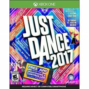 ihocon: Ubisoft Just Dance 2017 Xbox One遊戲