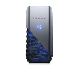 ihocon: Dell Inspiron 5680 Gaming Desktop (i7-8700 16GB 128GB SSD + 2TB GTX 1060 Model: i5675-7806BLU-PUS)遊戲電腦主機