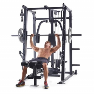ihocon: Weider Pro 8500 Smith Cage 健身器材