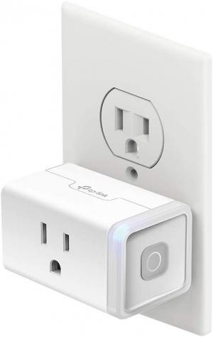 ihocon: [不在家也能遙控電器] TP-Link Kasa Smart Plug, works with Alexa, Echo, Google Home & IFTTT 智能插座