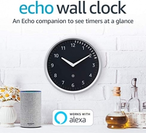 ihocon: Echo Wall Clock 壁鐘
