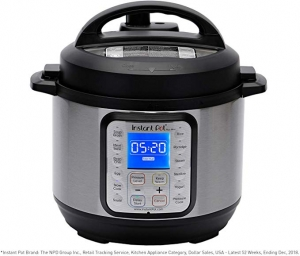 ihocon: Instant Pot Duo Plus Mini 9-in-1 Electric Pressure Cooker, 3 Quart多功能電壓力鍋