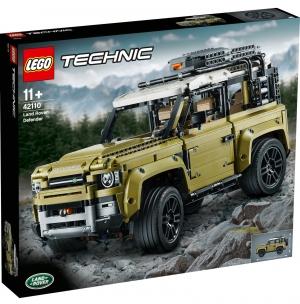 ihocon: LEGO Technic Land Rover Defender 42110 Building Kit (2573 Pieces)