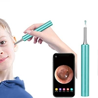 ihocon: LIUMY Ear Wax Removal Tool, Earwax Removal Endoscope 耳垢去除內窺鏡