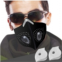 ihocon: CFORWARD Activated Carbon Dustproof Mask 活性炭防塵口罩