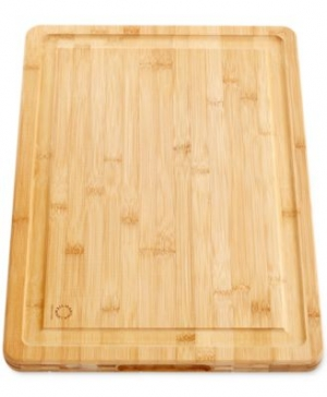 ihocon: Martha Stewart Collection 14 x 20 Roasting Board 竹製菜板