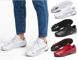 ihocon: PUMA Scuderia Ferrari Drift Cat 5 Ultra II Men's Shoes 男鞋