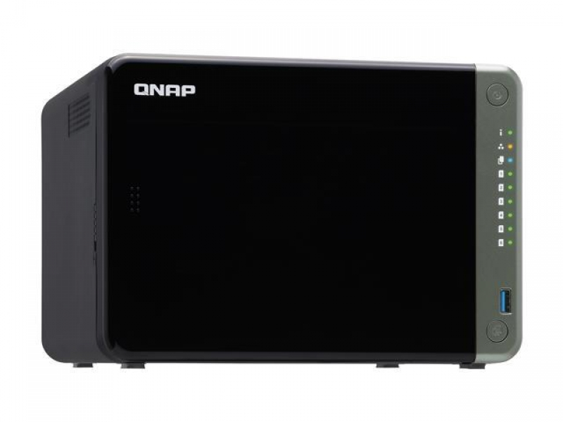 ihocon: QNAP TS-653D-4G 6-Bay Desktop Network Attached Storage 網路儲存伺服器