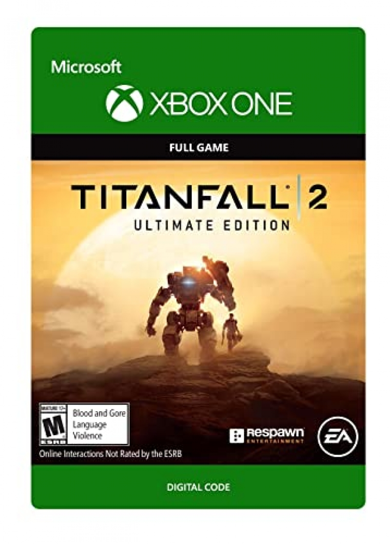 ihocon: Xbox One遊戲 - Titanfall 2: Ultimate Edition [Digital Code]